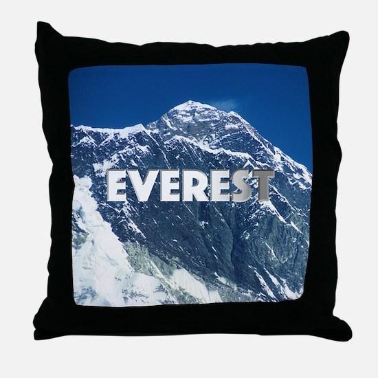 Unique Nepal Throw Pillow
