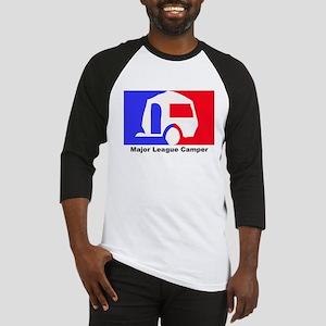 major league camper Baseball Jersey
