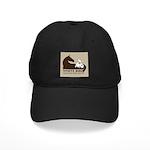 White Bird Appaloosa Horse Re Black Cap