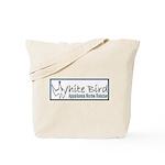 White Bird Appaloosa Horse Re Tote Bag