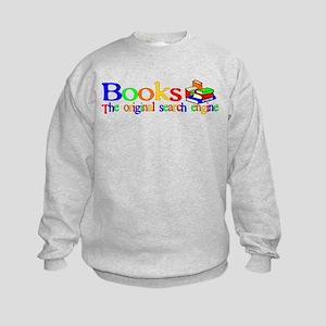Books The Original Search Engine Kids Sweatshirt