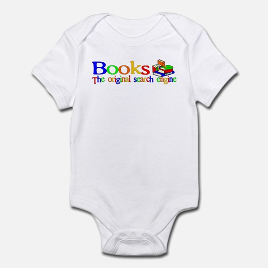 Books The Original Search Engine Infant Bodysuit