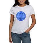 Blue Pattern 001 Women's T-Shirt