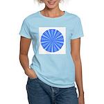 Blue Pattern 001 Women's Light T-Shirt