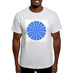 Blue Pattern 001 Light T-Shirt