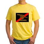 TANSTAAFL Yellow T-Shirt