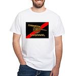 TANSTAAFL White T-Shirt