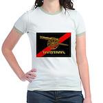 TANSTAAFL Jr. Ringer T-Shirt