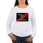 TANSTAAFL Women's Long Sleeve T-Shirt