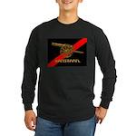 TANSTAAFL Long Sleeve Dark T-Shirt