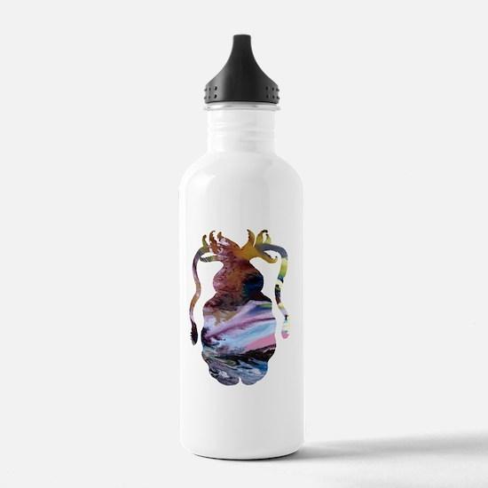 Unique Cuttlefish Water Bottle