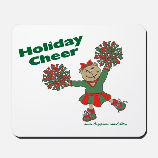 Holiday Cheer Mousepad