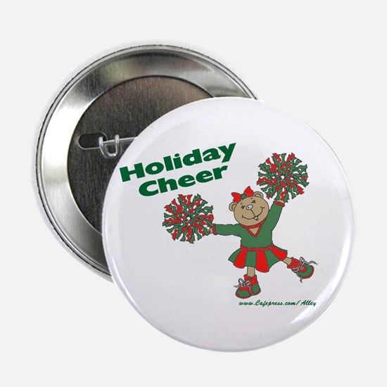 Holiday Cheer Button