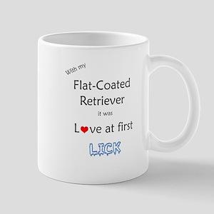 Flat-Coat Lick Mug