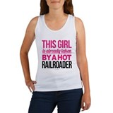 Railroad Women's Tank Tops