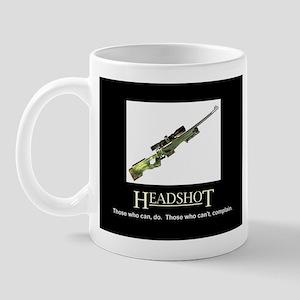 Headshot Mug