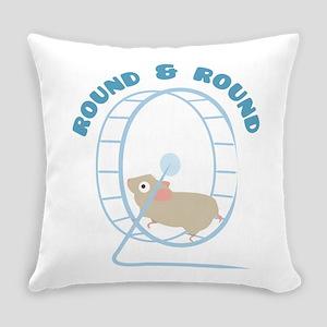 Round & Round Everyday Pillow