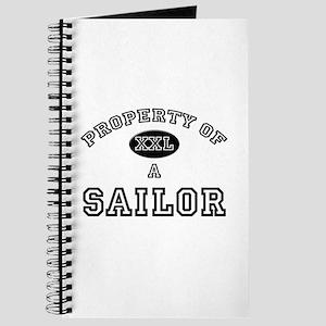 Property of a Sailor Journal