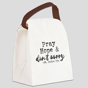 Pray Hope & Don't Worry light background C