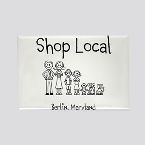 Shop Local Magnets