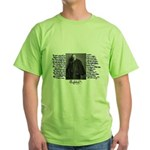 G. K. Chesterton Green T-Shirt