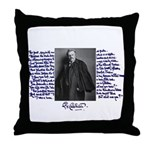 G. K. Chesterton Throw Pillow