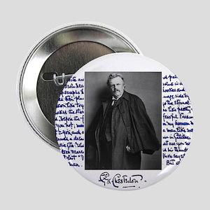 G. K. Chesterton Button