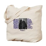 G. K. Chesterton Tote Bag