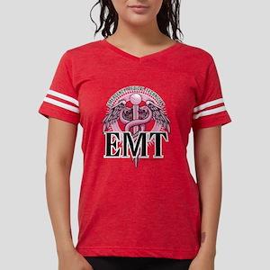 EMT Caduceus Pink T-Shirt