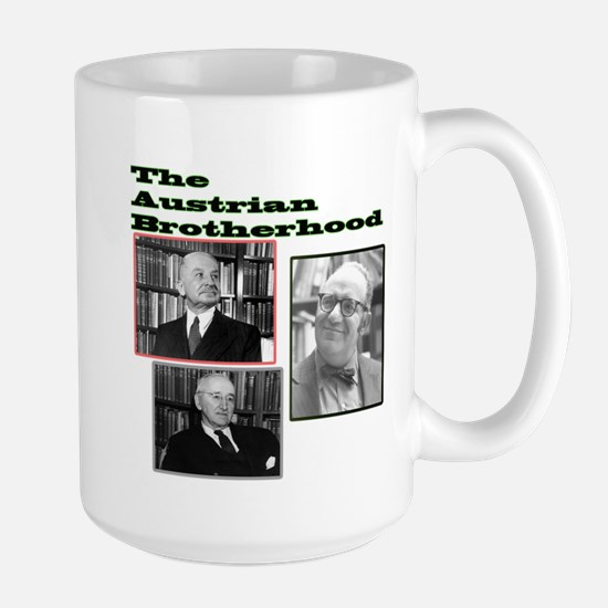 The Austrian Brotherhood Mugs