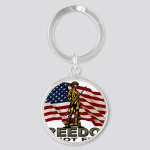 FREEDOM Keychains
