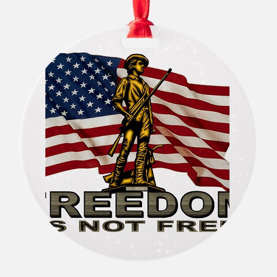 FREEDOM.png Ornament