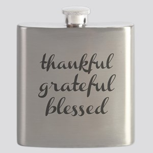 thankful grateful blessed Flask