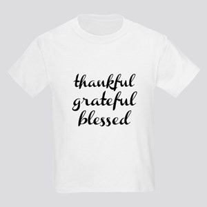 thankful grateful blessed T-Shirt