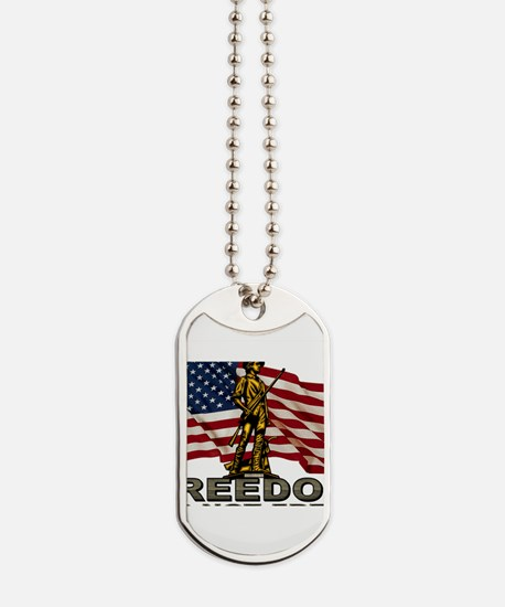 FREEDOM.png Dog Tags