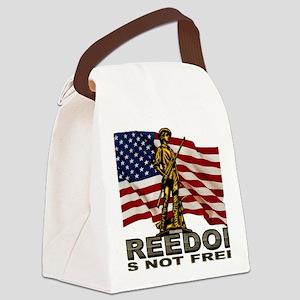 FREEDOM Canvas Lunch Bag