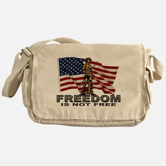 FREEDOM.png Messenger Bag