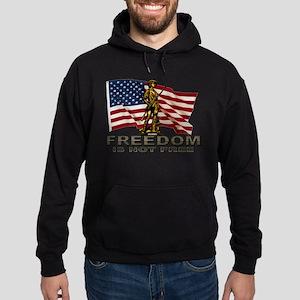 FREEDOM Hoodie (dark)