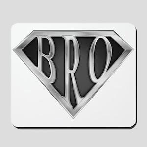 SuperBro-Metal Mousepad