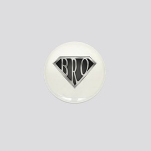 SuperBro-Metal Mini Button