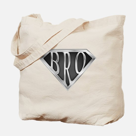 SuperBro-Metal Tote Bag