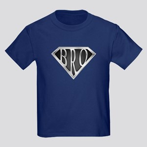 SuperBro-Metal Kids Dark T-Shirt