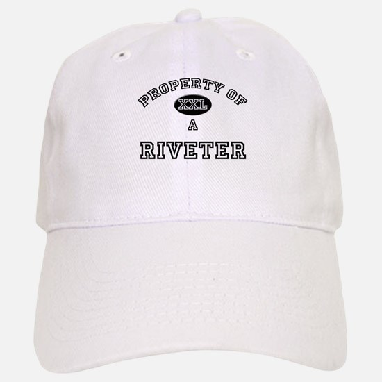Property of a Riveter Baseball Baseball Cap