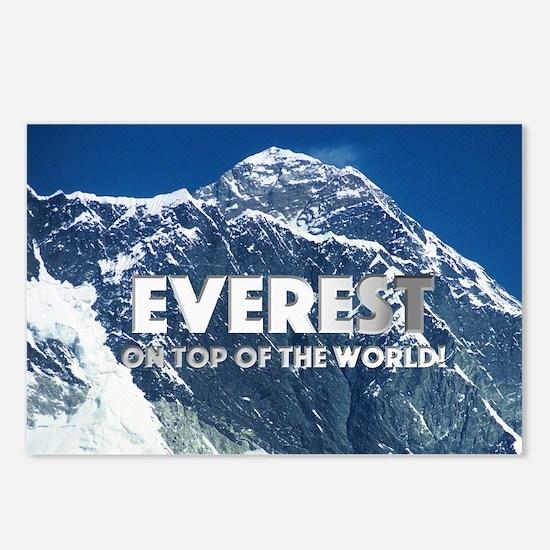 Cute Nepal Postcards (Package of 8)