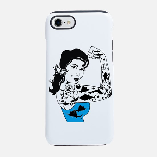 SHE KNOWS iPhone 8/7 Tough Case
