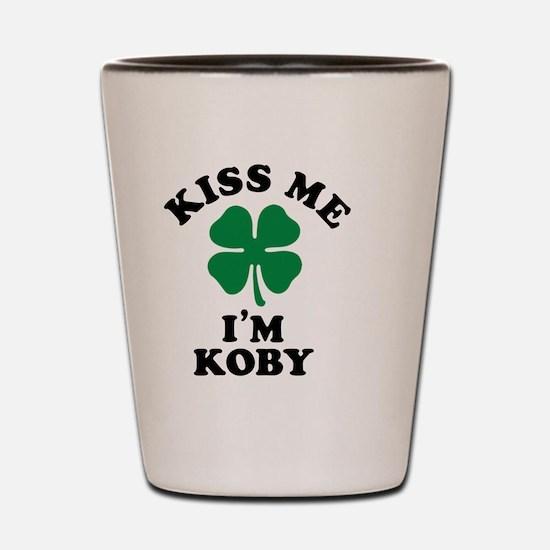 Unique Koby Shot Glass