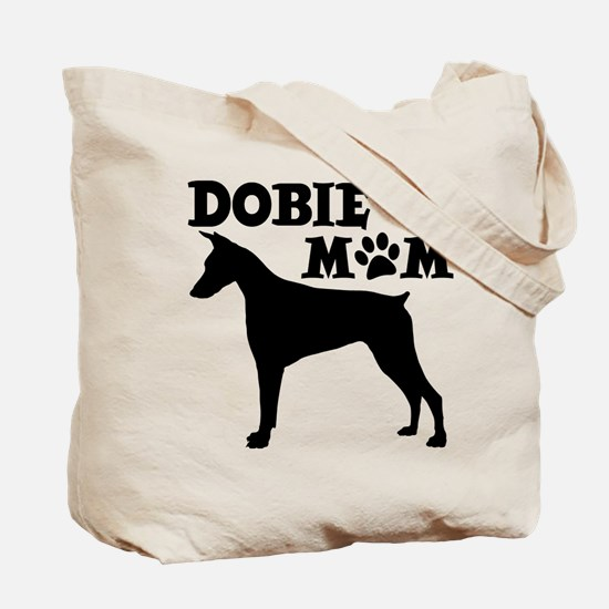 DOBIE MAMA (both sides) Tote Bag
