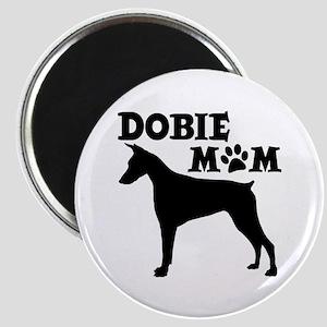 DOBIE MOM Magnet