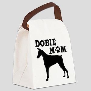 DOBIE MOM Canvas Lunch Bag