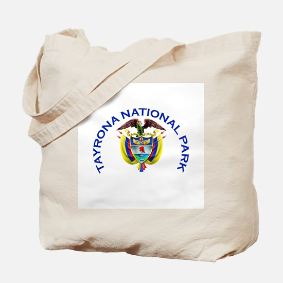 Tayrona National Park Tote Bag